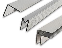 profilés aluminium de flight case conex