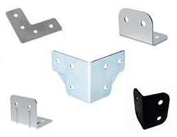 renforts métallique pour flight case conex